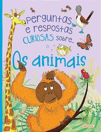 PERGUNTAS RESPOSTAS CURIOSAS SOBRE ANIMAIS