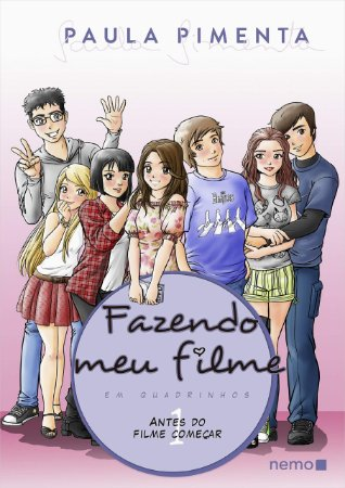 FAZENDO MEU  FILME VOL. 1 - EM QUADRINHOS