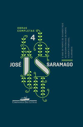 4 OBRAS COMPLETAS JOSE SARAMAGO
