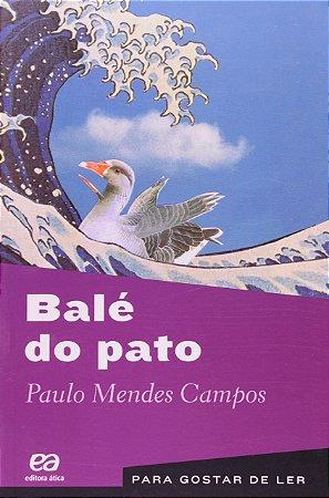 PARA GOSTAR DE LER 24 BALE DO PATO