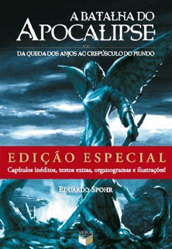 BATALHA DO APOCALIPSE - CAPA DURA