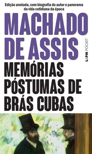 MEMORIAS POSTUMAS DE BRAS CUBAS - 40