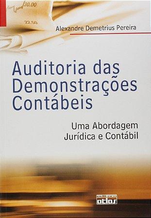 AUDITORIA DAS DEMONSTRACOES CONTABEIS