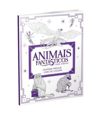 ANIMAIS FANTASTICOS E ONDE HABITAM- CRIATURAS MAGICAS