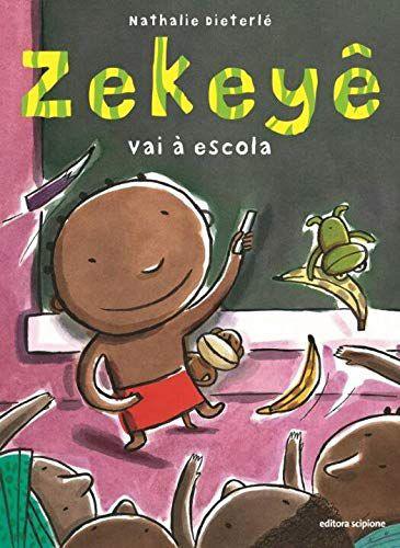 Zekeyê vai a escola