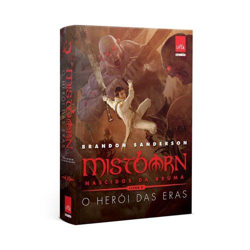 MISTBORN V3 - O HEROI DA ERA