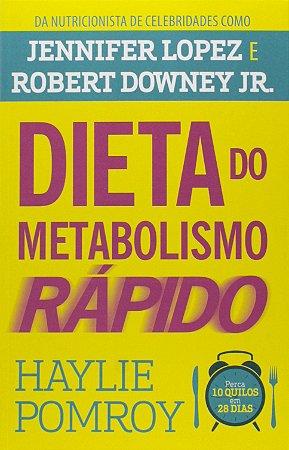 DIETA DO METABOLISMO RAPIDO