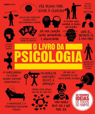 O Livro da Psicologia - Capa dura