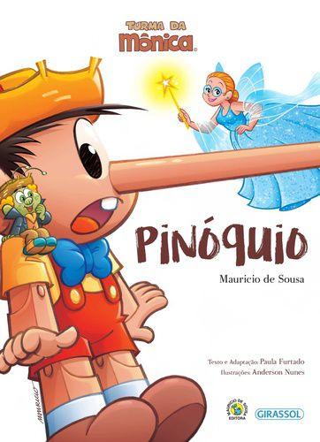 Pinóquio - Turma da Mônica Grandes Clássicos