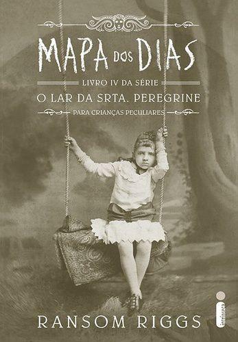 O LAR DA SRTA.PEREGRINE - MAPA DOS DIAS VOL-4