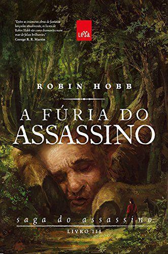 A FURIA DO ASSASSINO - LIVRO 3