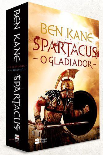 SPARTACUS- KIT -O GLADIADOR / A REBELIAO