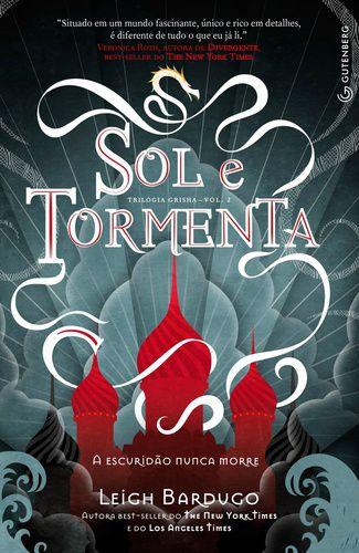 SOL E TORMENTA - TRIOLOGIA GRISHA V2