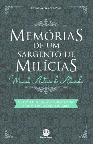 MEMORIAS DE UM SARGENTO DE MILICIAS - TEXTO INTEGRAL