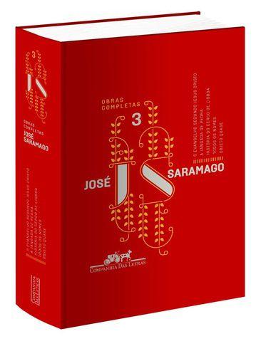 3 OBRAS COMPLETAS JOSE SARAMAGO