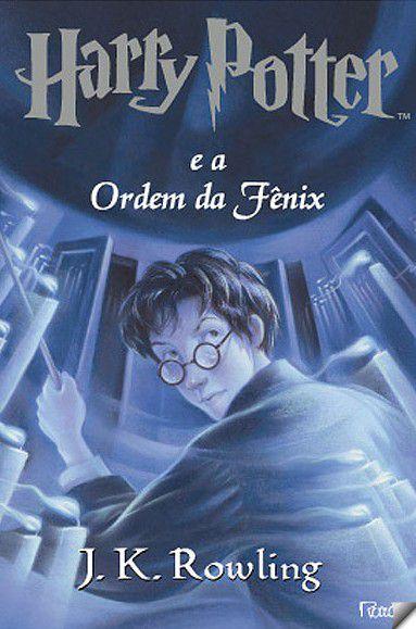 HARRY POTTER E A ORDEM DA FENIX