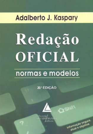 REDACAO OFICIAL-NORMAS E MODELOS