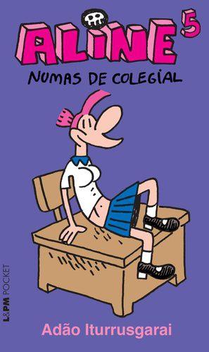 ALINE 5 NUMAS DE COLEGIAL - 922