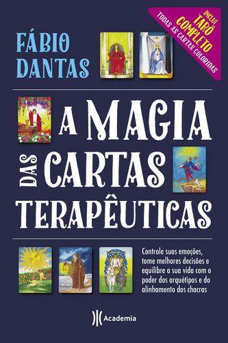 A MAGIA DAS CARTAS TERAPEUTICAS