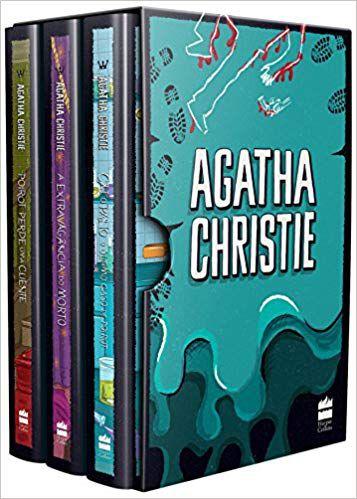 BOX AGATHA CHRISTIE - VOLUME 8