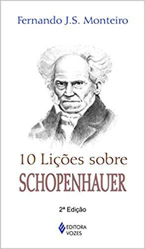 10 LICOES SOBRE SCHOPENHAUER
