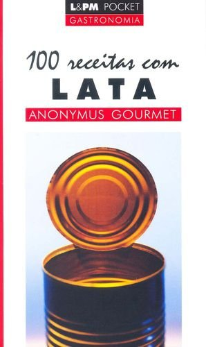 100 RECEITAS COM LATA - 731
