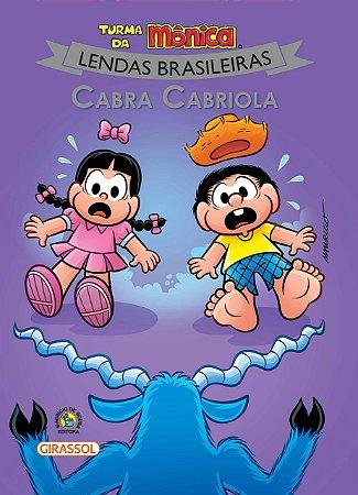 LENDAS - BR CABRA CABRIOLA - CAPA NOVA