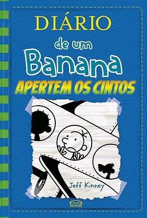 Diário de um banana: Apertem os cintos - Vol. 12