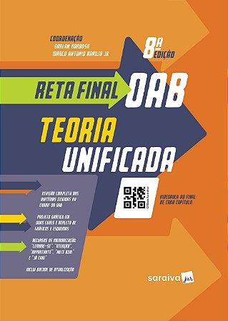 RETA FINAL OAB TEORIA UNIFICADA