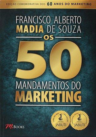 OS 50 MANDAMENTOS DO MARKETING