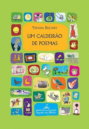UM CALDEIRAO DE POEMAS VOLUME 1