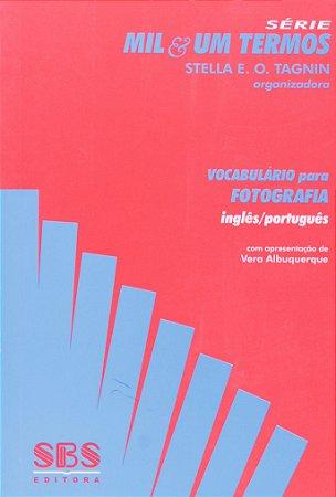VOCABULARIO PARA FOTOGRAFIA - INGLES-PORTUGUES