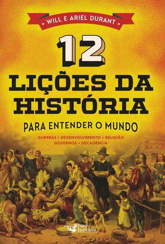 12 LIÇÕES DA HISTORIA