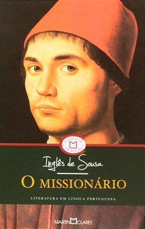 O MISSIONARIO 7 - CLASSICOS DE BOLSO
