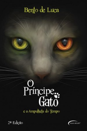 O PRINCIPE GATO E A AMPULHETA DO TEMPO