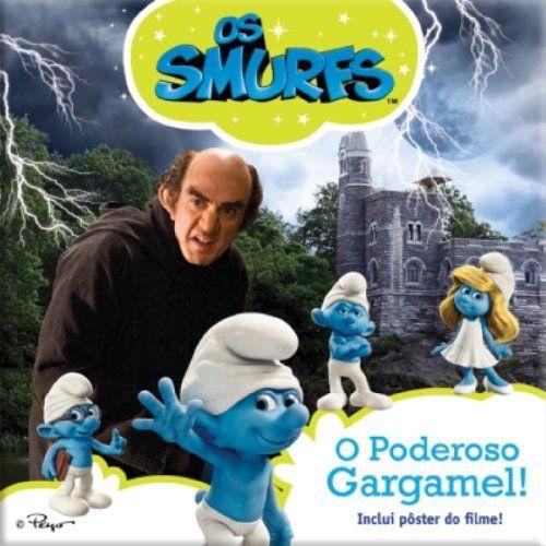Os Smurfs: O poderoso Gargamel!