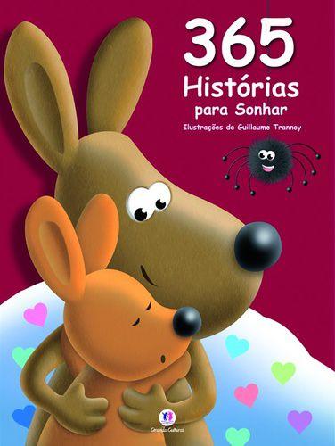 365 HISTORIAS PARA SONHAR - CAPA DE CACHORRO