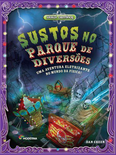 JORNADA CIENTIFICA - SUSTOS NO PARQUE DE DIVERSOES