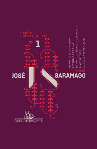 Obras Completas - José Saramago - Volume 1