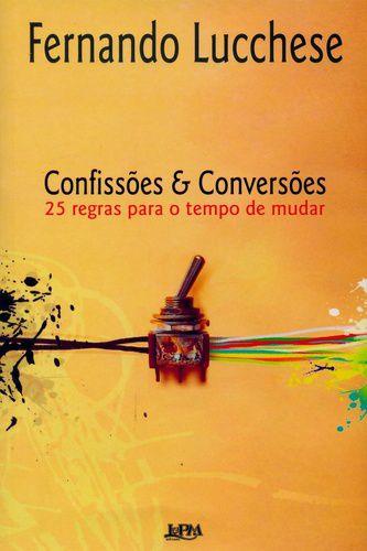 CONFISSOES E CONVERSOES
