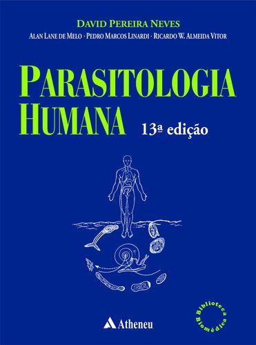 PARASITOLOGIA HUMANA - 13a EDICAO