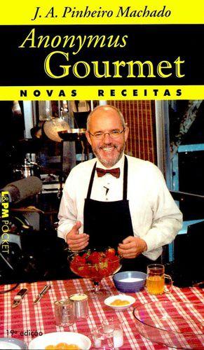 NOVAS RECEITAS ANONYMUS GOURMET - 250
