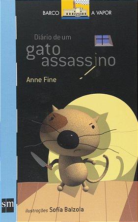 DIARIO DE UM GATO ASSASSINO
