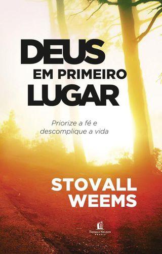 DEUS EM PRIMEIRO LUGAR