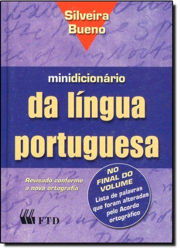 MINIDICIONARIO SILVEIRA BUENO - CAPA DURA