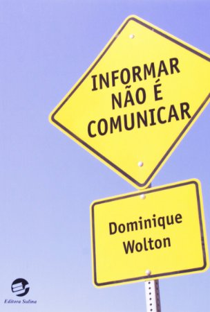 INFORMAR NAO E COMUNICAR