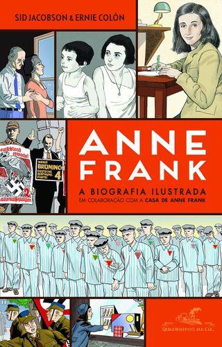 ANNE FRENK - A BIOGRAFIA ILUSTRADA