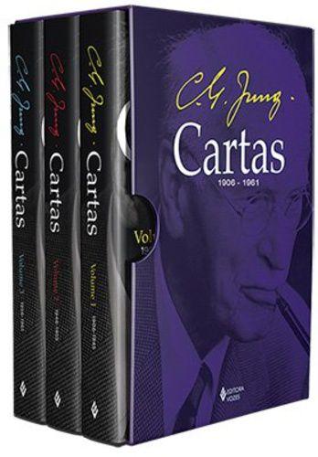 CARTAS 106-1961 COM 3 VOLUMES