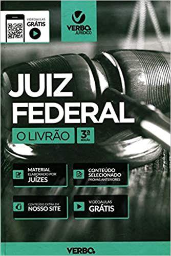 JUIZ FEDERAL - O LIVRAO 3-EDICAO