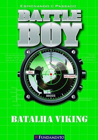 BATTLE BOY - BATALHA VIKING